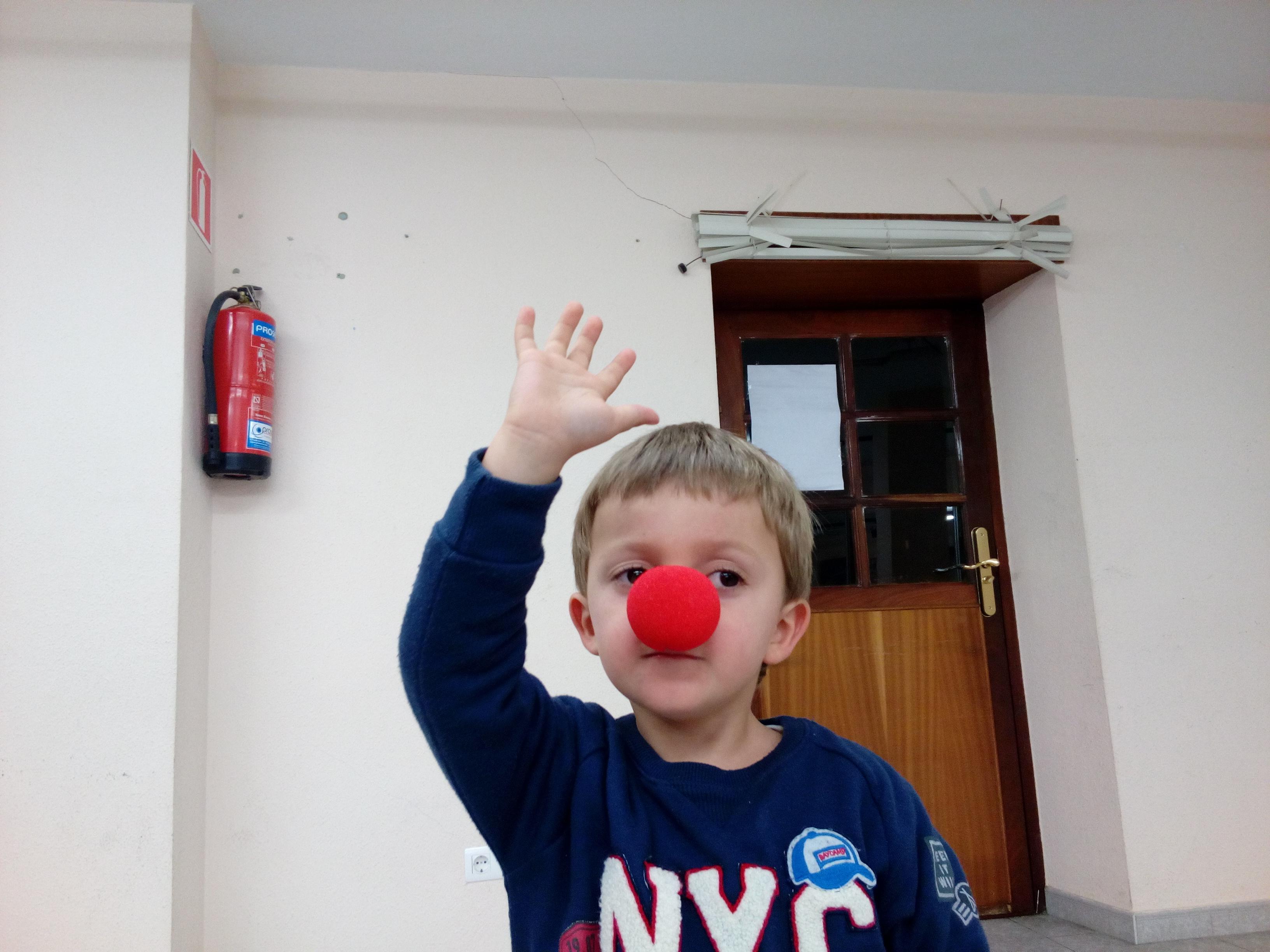 ¡¡6 de septiembre clase de circo infantil en Casa de cultura de Armintza!!